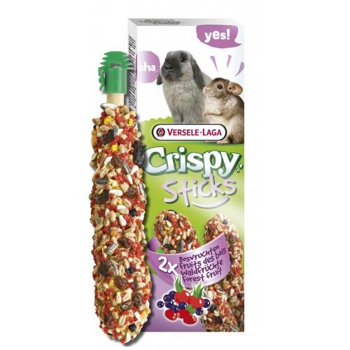Friandise et complément  - Crispy Sticks tous rongeurs pour rongeurs