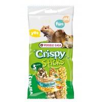 Friandise et complément  - Crispy Sticks Rongeurs Omnivores
