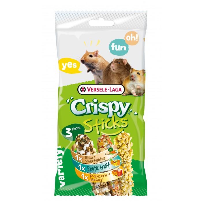 Friandise et complément  - Crispy Sticks Rongeurs Omnivores pour rongeurs