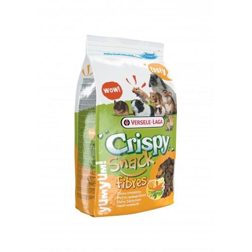 Friandise et complément  - Crispy Snack fibres pour rongeurs