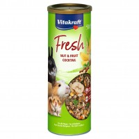 Friandise pour rongeur - Fresh Super Nut & Fruit Cocktail Vitakraft