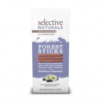 Friandise pour rongeur et lapin - Forest Sticks Selective Naturals Supreme Science