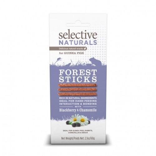 Friandise et complément  - Forest Sticks Selective Naturals pour rongeurs
