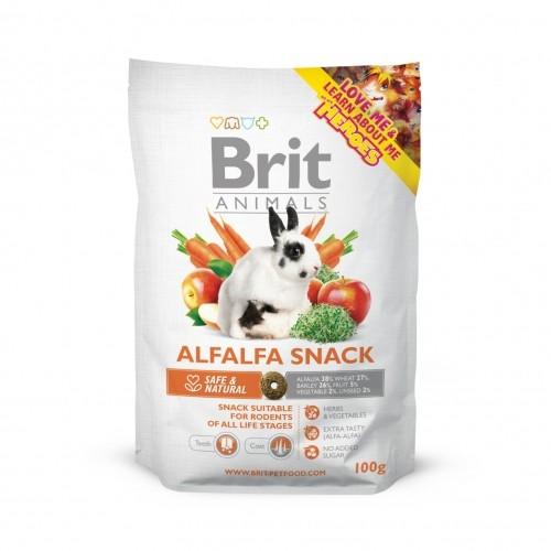 Friandise et complément  - Alfalfa Snack pour rongeurs