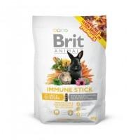 Friandise pour lapin et rongeur - Immune stick Brit Animals