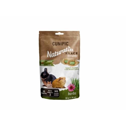 Friandise et complément  - Naturaliss - Snack Immunity pour rongeurs
