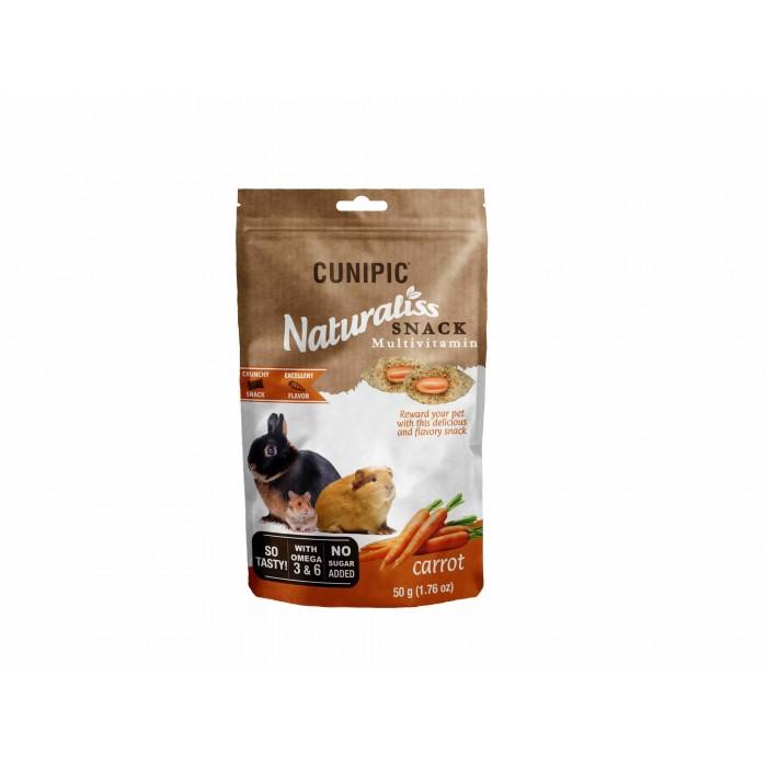 Friandise et complément  - Naturaliss - Snack Multivitamin pour rongeurs