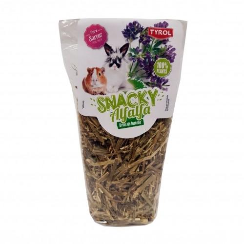 Friandise et complément  - Snacky Alfalfa pour rongeurs
