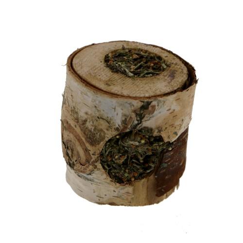 Friandise et complément  - Rondin de Bois à grignoter pour rongeurs