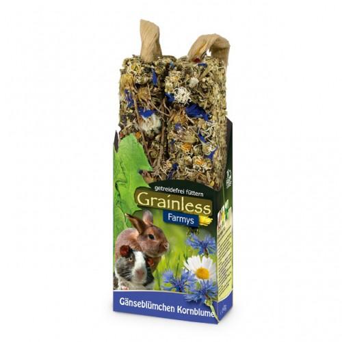 Bien-être au naturel - Grainless Farmys pour rongeurs