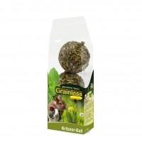 Friandise pour rongeur - Balles aux herbes JR Farm