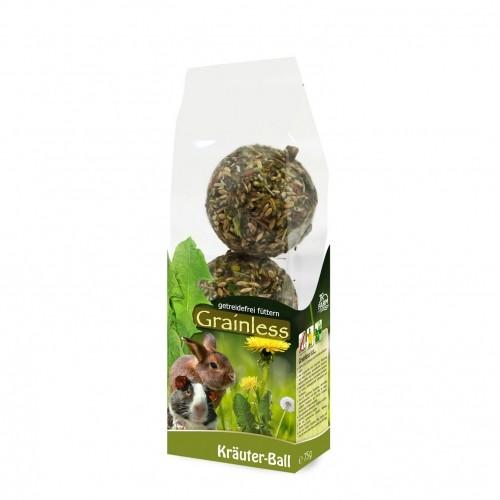 Friandise et complément  - Balles aux herbes pour rongeurs