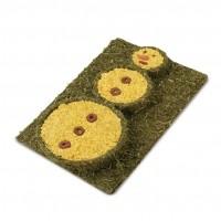 Friandise pour rongeurs - Tapis végétal Snowman JR Farm