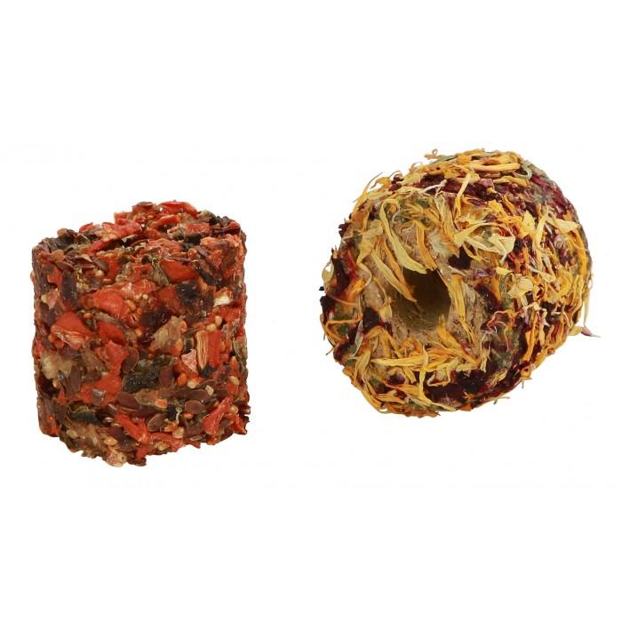 Friandise et complément  - Native Snacks Buffet rouleau pour rongeurs