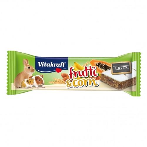 Friandise et complément  - Frutti & Corn pour rongeurs