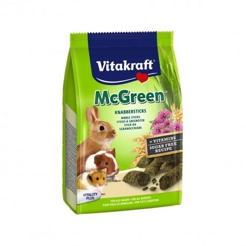 Friandise et complément  - Mac Green  pour rongeurs
