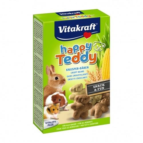 Friandise et complément  - Happy Teddy pour rongeurs