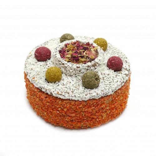 Friandise et complément  - Gâteau de fête pour rongeurs
