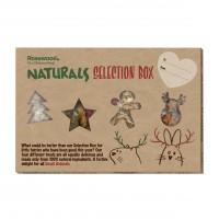 Friandise pour rongeur - Boîte gourmande de Noël pour rongeur Rosewood