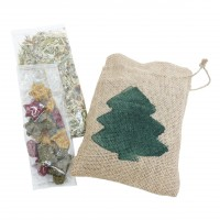 Friandise pour rongeur - Sac surprise de Noël pour rongeur Rosewood
