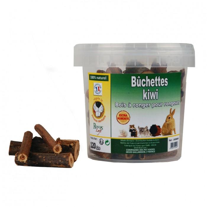Friandise et complément  - Buchettes Kiwi pour rongeurs