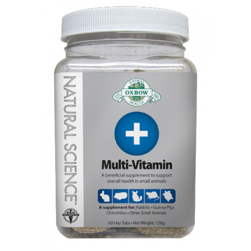 Friandise et complément  - Natural Science - Multi-Vitamin  pour rongeurs