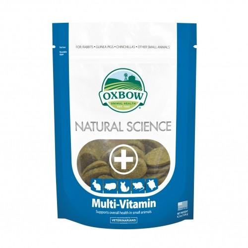 Bien-être au naturel - Natural Science - Multi-Vitamin  pour rongeurs