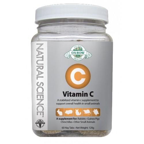 Friandise et complément  - Natural Science - Vitamin C pour rongeurs