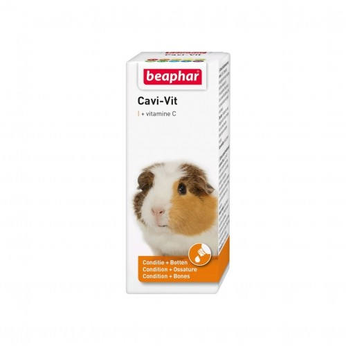 Friandise et complément  - CAVI-VIT, vitamine C pour cobayes pour rongeurs
