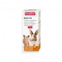 Complément vitaminé - MULTI-VIT, vitamines pour rongeurs et lapins Beaphar