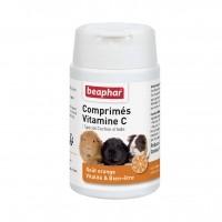 Complément vitaminé - Comprimés de vitamine C pour cochon d'inde Beaphar
