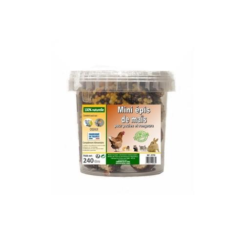 Friandise et complément  - Mini épis de maïs pour rongeurs