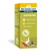 Complément pour poule - Complément Respiratoire Biocanina Ma Basse-cour