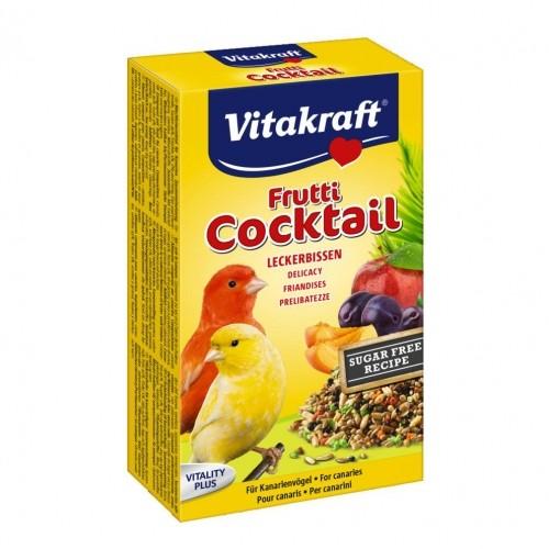 Friandise pour oiseau - Cocktail Fruit Spécial Vitalité pour oiseaux