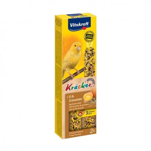 Friandise pour oiseau - Krackers Canaris pour oiseaux