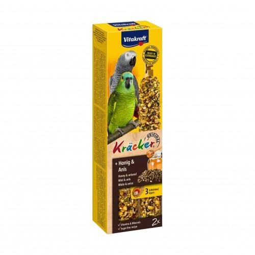 Friandise pour oiseau - Kräcker perroquets pour oiseaux