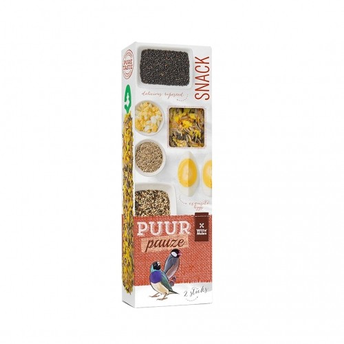Friandise pour oiseau -  Sticks de graines pour oiseaux