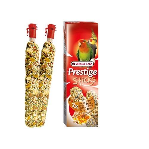 Friandise pour oiseau - Prestige Sticks Grandes perruches pour oiseaux