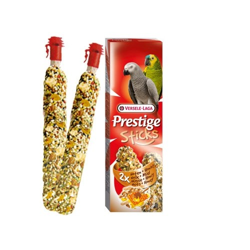 Friandise pour oiseau - Prestige Sticks pour perroquets pour oiseaux