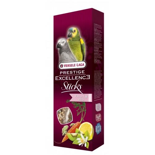 Friandise pour oiseau - Prestige Excellence Sticks perroquets pour oiseaux