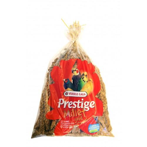 Friandise pour oiseau - Millet en grappes Prestige Gold pour oiseaux