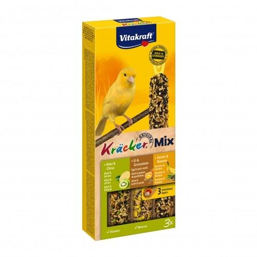 Friandise pour oiseau - Kräcker Trio-Mix canaris pour oiseaux
