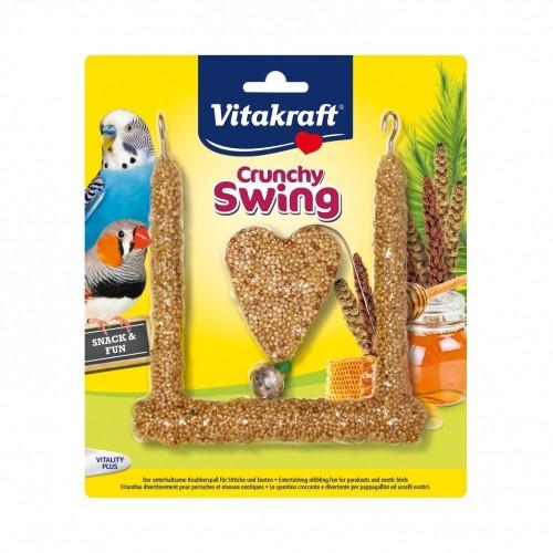 Friandise pour oiseau - Crunchy Swing pour oiseaux