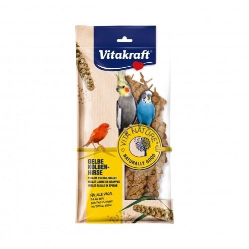Friandise pour oiseau - Millet en grappes pour oiseaux