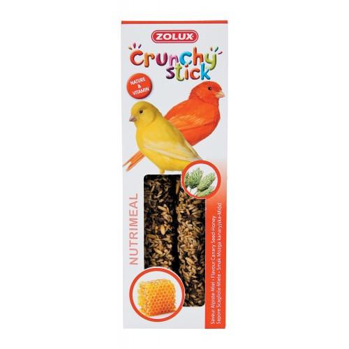 Friandise pour oiseau - Crunchy stick pour canari pour oiseaux