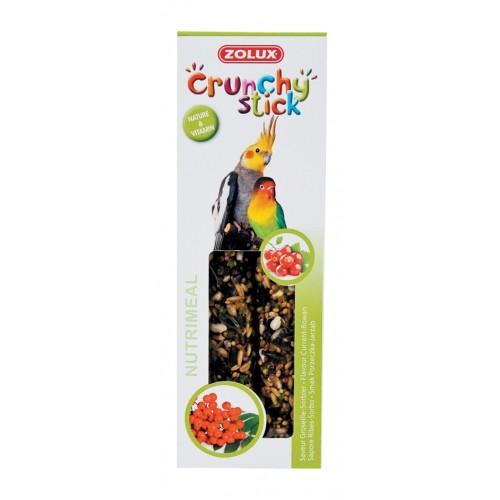 Friandise pour oiseau - Crunchy stick pour grande perruche pour oiseaux