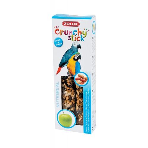 Friandise pour oiseau - Crunchy stick pour perroquet pour oiseaux