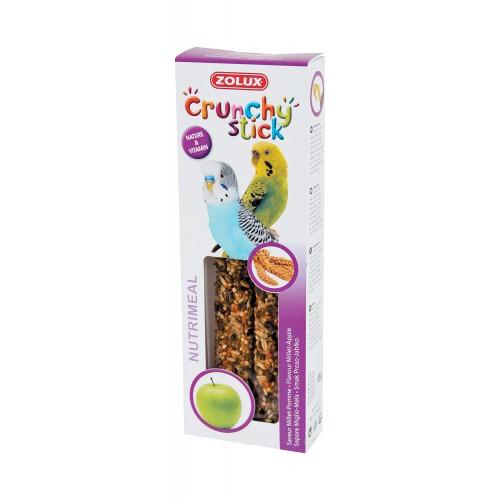 Friandise pour oiseau - Crunchy stick pour perruche pour oiseaux