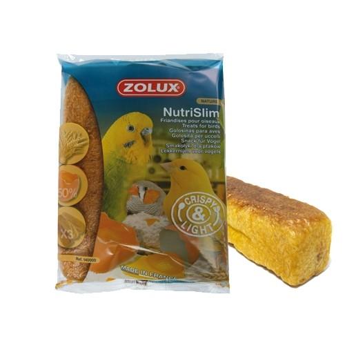 Friandise pour oiseau - Biscuits Nutrislim  pour oiseaux