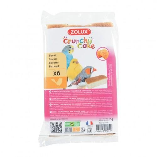 Friandises pour oiseaux  - Crunchy Cake Zolux